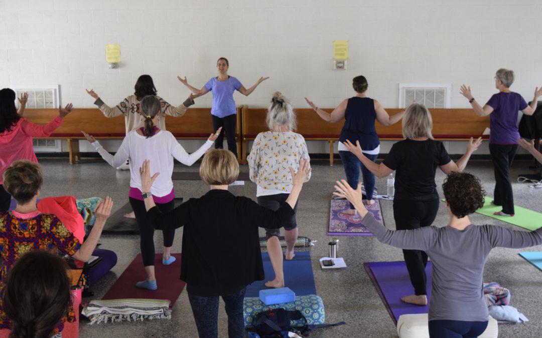 150 Years Ago We Needed Hygiene, Now We Need Yoga