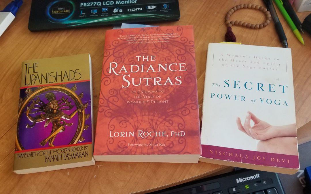 Yoga Class Inspiration – 3 Great Books