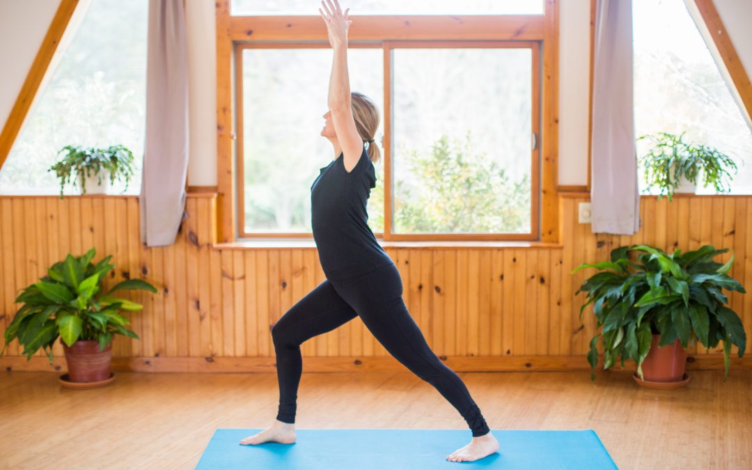 Yoga and Bodies on Fire