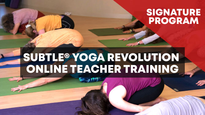 Subtle Yoga Teacher Training